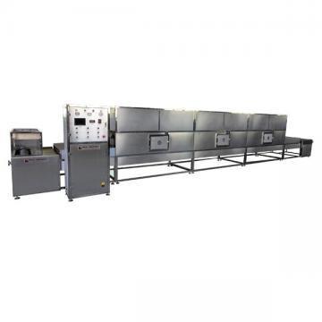 Equipo de esterilización térmica asistida por microondas