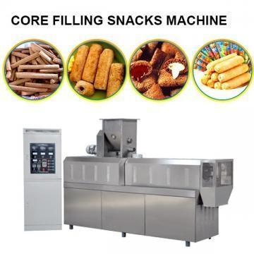 Máquina extrusora de alimentos de doble tornillo