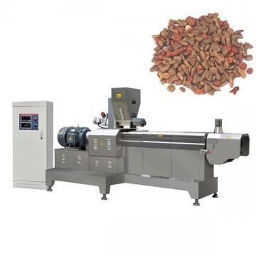 Máquina extrusora de comida para mascotas