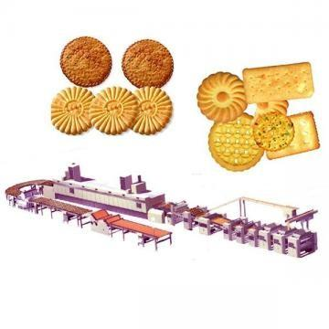 Línea de producción automática de galletas