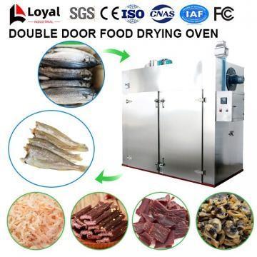Máquina secadora industrial de alimentos