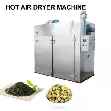 Máquina secadora de hierbas industrial