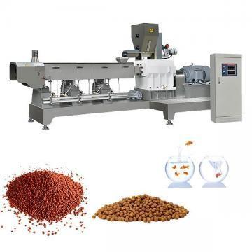 Máquina de fabricación de alimentos para peces