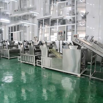 Máquina automática industrial de fabricación de fideos