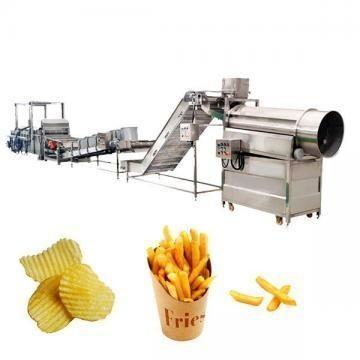Línea de producción automática de papas fritas