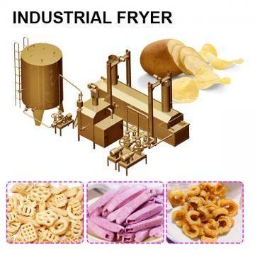 Sistemas de máquinas freidoras industriales