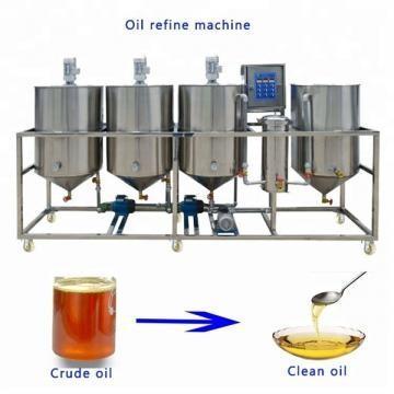 Máquina de refinería de petróleo crudo de 5-800T/día