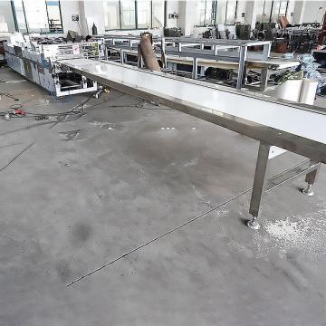 Línea de producción de barras de cereales