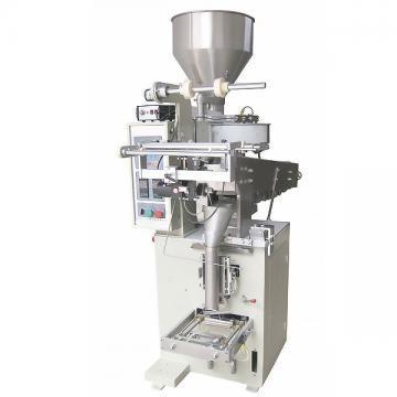 Máquina envasadora automática de sello trasero vertical