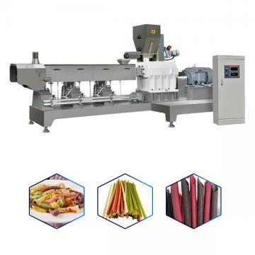 Máquina de hacer paja para beber harina de arroz comestible