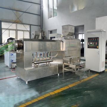Máquina de hacer paja de arroz para beber