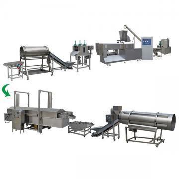 Línea de producción de tortillas