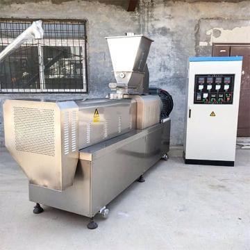 Máquina de hacer copos de maíz