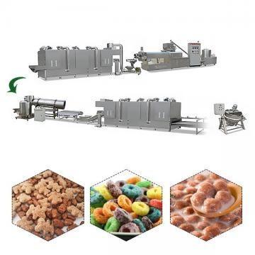 Máquina de hacer cereales para el desayuno