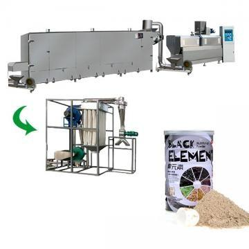 Máquina de comida en polvo de arroz para bebés