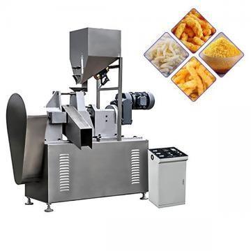 Máquina de fabricación de Kurkure totalmente automática