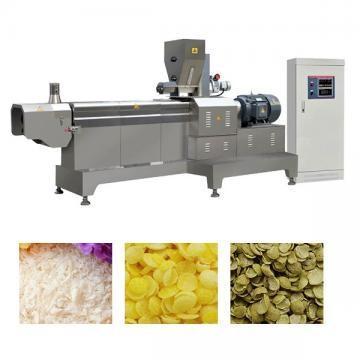 Línea de producción de migas de pan
