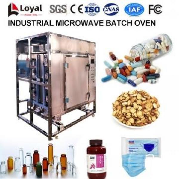 Horno industrial de microondas por lotes #4 image
