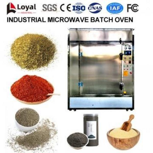 Horno industrial de microondas por lotes #2 image