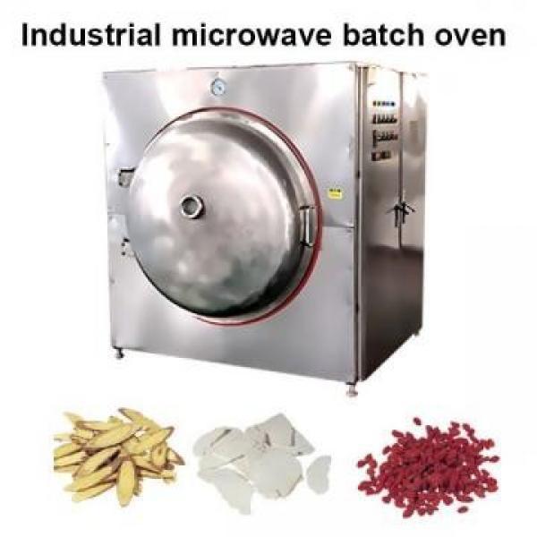Secador industrial de microondas al vacío #1 image