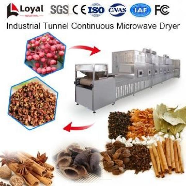 Túnel industrial Secador continuo de microondas #5 image
