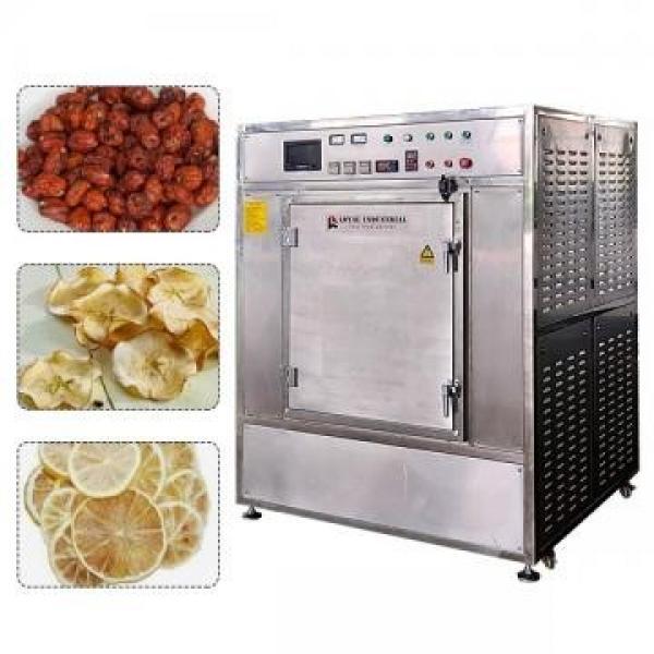 Máquina secadora industrial de vegetales #1 image