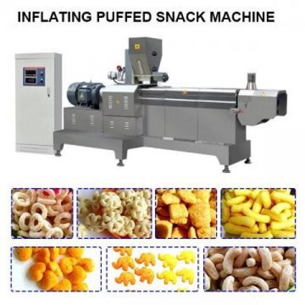 Máquina extrusora de alimentos de doble tornillo #1 image