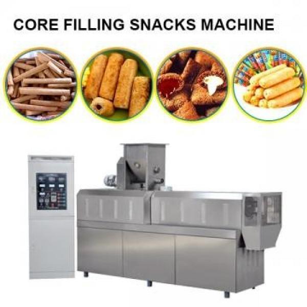 Máquina extrusora de alimentos de doble tornillo #2 image