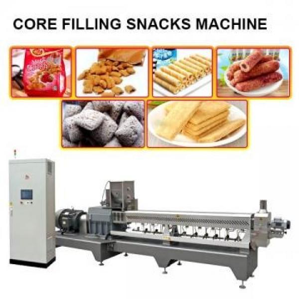 Máquina extrusora de alimentos de doble tornillo #3 image
