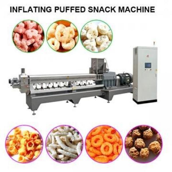 Máquina extrusora de alimentos de doble tornillo #4 image
