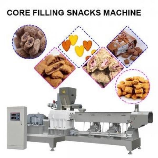 Máquina extrusora de alimentos de doble tornillo #5 image