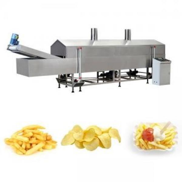 Línea de producción automática de papas fritas #2 image