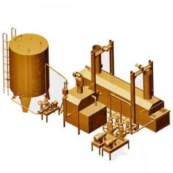 Máquina de filtro de aceite para freidoras industriales #1 image