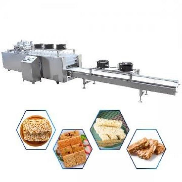 Línea de producción de barras de cereales #1 image