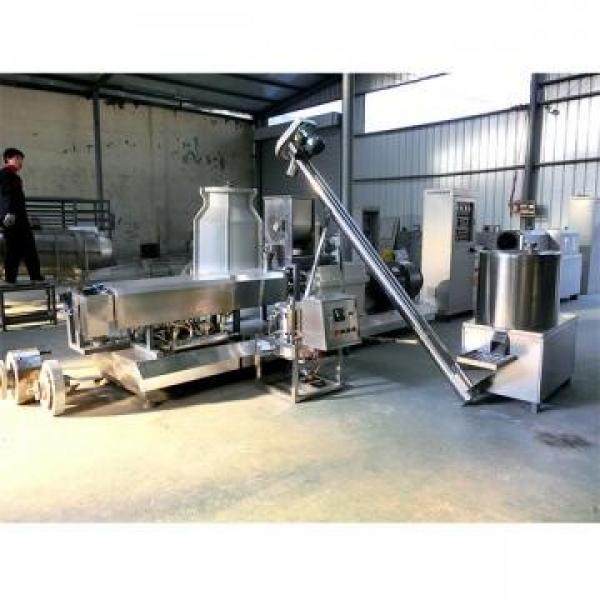 Línea de producción de almidón gelatinizado #4 image