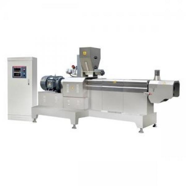 Máquina de hacer paja de almidón de maíz #3 image