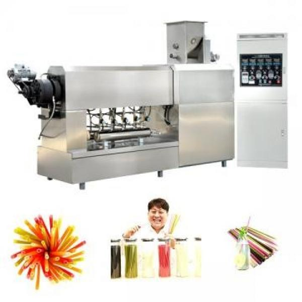 Máquina de hacer paja de arroz para beber #2 image