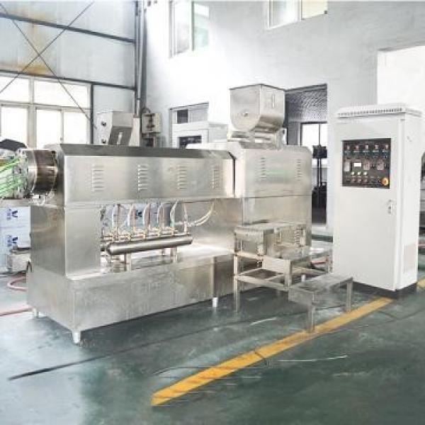 Línea de procesamiento de paja para consumo de arroz biodegradable #3 image